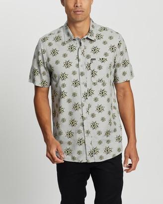 Volcom Burch Bloom Short Sleeve Shirt