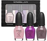 SEPHORA by OPI Nail Colour Gift Set