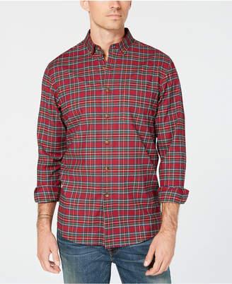 Club Room Men Maxwell Tartan Plaid Shirt