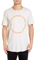 Obey Men's 'Voucher' Graphic Crewneck T-Shirt