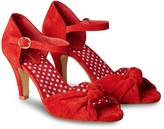 Joe Browns Oh Miss Scarlet Shoes - Red