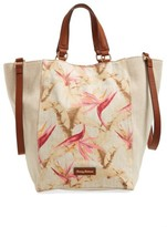 Tommy Bahama Reef Convertible Tote - Beige