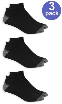 Athletic Works Men's Low Cut Socks 3 Pack