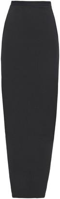 Rick Owens Textured Cotton-blend Maxi Skirt