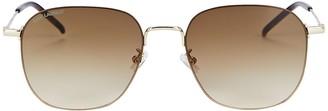 Saint Laurent Wire Square Sunglasses