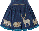 Monsoon Woodland Skirt
