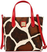 Dooney & Bourke Serengeti Mini Waverly Small Crossbody