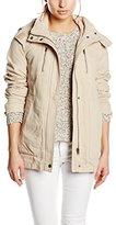 Esprit Women's 016EE1G019 Parka Long Sleeve Coat - -
