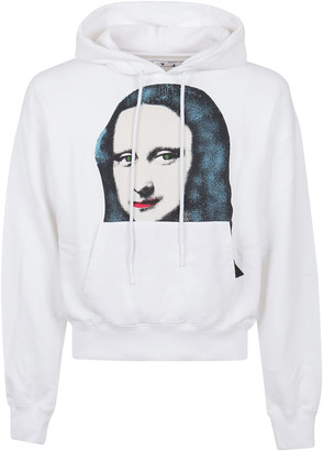 Off-White Monalisa Over Hoodie