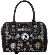 Nicole Lee Women's Darva Vintage Button Boston Bag