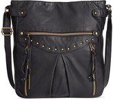 Style&Co. Style & Co. Washed Crossbody Hobo, Only at Macy's