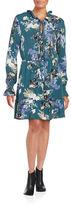 BB Dakota Floral Knit Dress