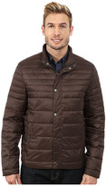 Kenneth Cole New York Quilted Poly Jacket