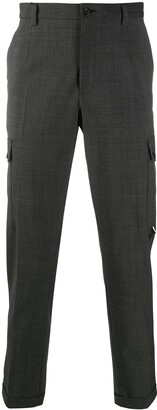 Dolce & Gabbana Mid-Rise Cargo Trousers