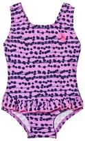 Hummel Multi Colour Girls Filippa Swimsuit