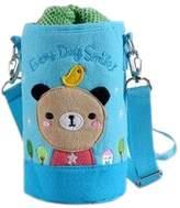 Panda Superstore Lovely Kindergarten Funny Bear Bottle Messenger Bag (15*8.5CM)
