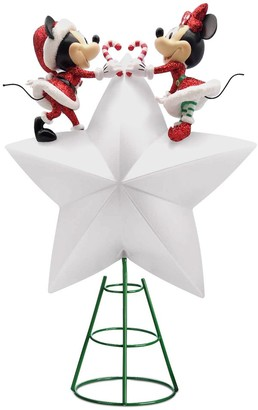 Disney Mouse Light-Up Holiday Tree Topper