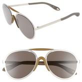 Givenchy Women's 57Mm Sunglasses - Black/ Grey Gradient