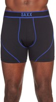Saxx Men's 'Kinetic' Stretch Boxer Briefs