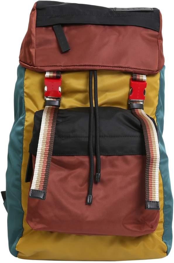 Marni Nylon Backpack