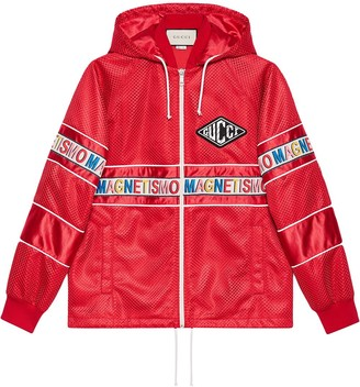 Gucci Magnetismo stripe jacket