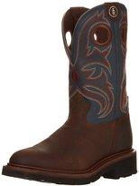 Tony Lama Boots Men's Crazy Horse Buffalo RR3208 Western Boot