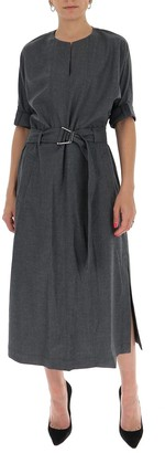 3.1 Phillip Lim Belted Maxi Dress
