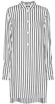 McQ by Alexander McQueen Striped Shirt Dress