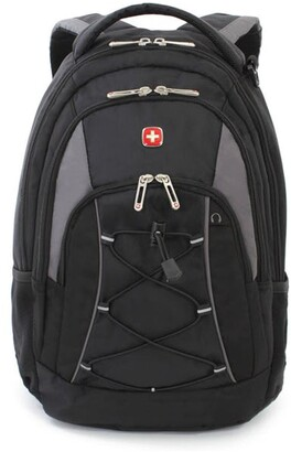 """Swiss Gear 17"""" Bungee Student Backpack"""