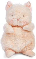 Bunnies by the Bay Peony Pink Wee Purr-ty Plush Toy