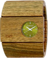Vestal Women's RSW006 Rosewood Sandalwood Bangle Watch