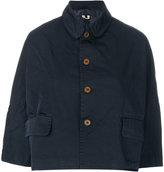 Comme des Garcons wide cropped jacket