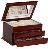 Mele Brayden Wooden Jewelry Box