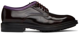 Paul Smith Burgundy and Purple Rutford Derbys