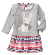 Gymboree Bunny Warm & Fuzzy Dress