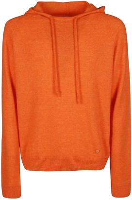 Lanvin Knitted Hoodie