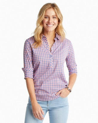 Southern Tide Beach Break Hadley Intercoastal Performance Popover Shirt