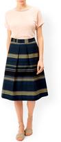 Monsoon Ariana Stripe Skirt