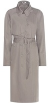 Tomas Maier Wool Trench Coat