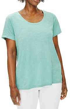 Eileen Fisher U Neck Tee