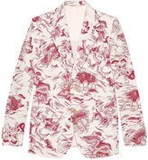 Gucci Heritage Sea Storm print jacket
