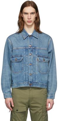 Levi's Vintage Clothing Levis Vintage Clothing Blue Denim Type 2 Trucker Jacket