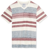 American Rag Men's New Textured Stripe T-Shirt, Only at Macy's