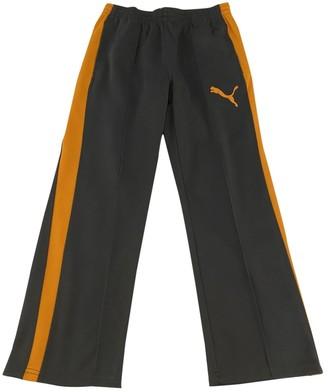 Puma Grey Trousers for Women