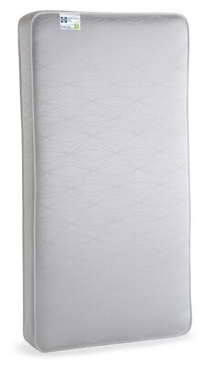 Sealy Posturepedic Grace 2-Stage Waterproof Standard Crib Mattress