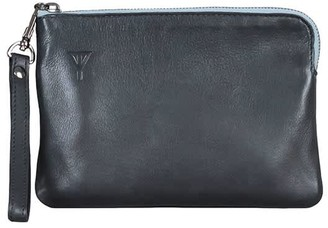 Taylor Yates Doris Clutch In Black