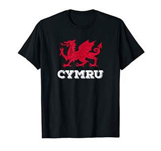 Dragon Optical Wales 'Cymru' Welsh proud te be Welsh T-Shirt T-Shirt