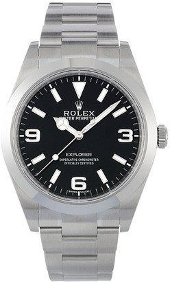 Rolex 2020 unworn Explorer I 39mm