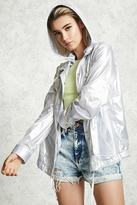 Forever 21 Contemporary Windbreaker