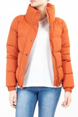 Brave Soul Ladies Jacket SLAYPKE Orange UK 16